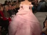 Oscar De La Renta&#039 S Runway Sparkles With Jewels
