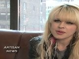 Orianthi Glams It Up With Adam Lambert