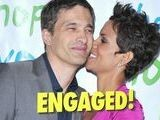 Olivier Martinez Confirms Engagement To Halle Berry!