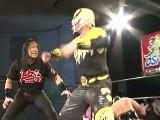 Osaka Pro-Wrestling Next Challenger Determination Match &ndash Time Difference Battle Royal Osaka Pro
