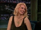Late Night With Jimmy Fallon January Jones, Part 1