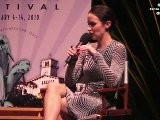 Emily Blunt Celebrity Famous Actress Interview Santa Barbara SBIFF