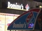 Pizza Delivery Man Robbed At Gunpoint