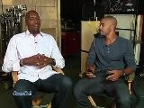 Paget Brewster And Shemar Moore Interview