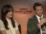 Peter Facinelli And Elizabeth Reaser On Twilight Fan Tributes And Tasteful Breaking Dawn Sex Scenes