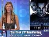 &#039 Star Trek 2&#039 Villain Casting Update