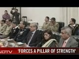 Pakistani PM Meets Army Over Tensions