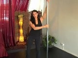 Pole Dancing For Fitness - Stag To A Pin Up Girl Then Stand Up