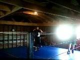Pro Wrestling Tarining @ Buddy Waynes Pro Wrestling School
