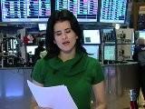 Pendiente De La Crisis De Grecia, NY Cae