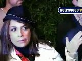 Paula Abdul Parties Like A Rockstar At Koi