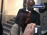 Priscilla Presley Signs Autographs For Fans At CNN