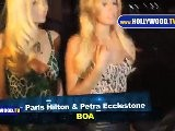 Paris Hilton And New BF Petra Ecclestone