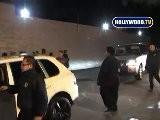 Paris Hilton Leaves Voyeur Nightclub
