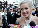 Penelope Ann Miller At The 84th Academy Awards Red Carpet