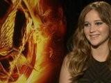 PopSugarTV Jennifer Lawrence On Becoming Katniss For The Hunger Games!