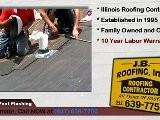 Plumbing Vent Flashing Installation By JB Roofing Inc. 730 Brighton Cir Barrington, IL 60010 847 639-7756