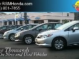 Preowned Honda CR-Z Dealership - Irvine, CA
