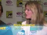 Peter Berg And Brooklyn Decker Talk &#039 Battleship&#039 At WonderCon 2012
