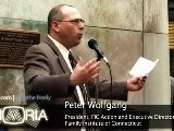 Peter Wolfgang: Nationwide Rally For Religious Freedom Hartford CT