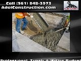 Paving In Riviera Beach FL Adel Construction