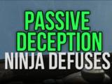 Passive Deception 3: Ninja Defuse Daithi De Nogla & MrWoofless Modern Warfare 3 Gameplay Montage