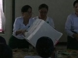 Polls Close In Historic Myanmar Election