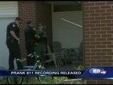 Prank 911 Recording Released - Bonney Bowman Reports