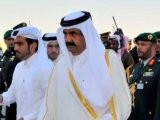 QATAR FAVORS ARAB FORCES IN SYRIA