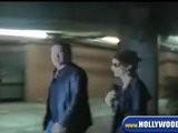 Quentin Tarantino Leaving NightClub With Ladies