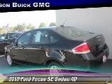 2010 Ford Focus SE - Pearson Buick GMC, Sunnyvale