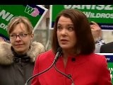 Wildrose Leader Danielle Smith Accused Her Tory Counterpart Of Not Liking Alberta