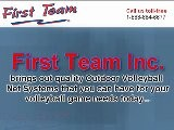 Quality Outdoor Volleyball Net Systems