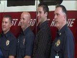 Rescued As A Boy, Littleton Man Finds His Calling As An EMT-Firefighter