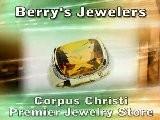 Retail Jewelry Store Berrys Jewelers Corpus Christi TX