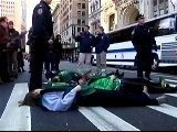 Robin Hood AIDS Day Marchers Arrested In New York