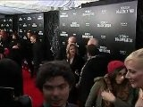 RAW VIDEO: Girl With The Dragon Tattoo Cast Hits New York