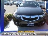 2010 Acura TSX 4dr Sdn I4 Auto Tech Pkg - Acura Of Fremont, Fremont