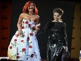Rihanna Teaming Up With Cheryl Cole