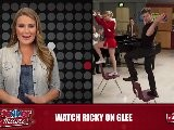 Ricky Martin Glee Sneak Peek