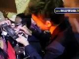 Robert Pattinson, Ellen DeGeneres Y Portia De Rossi Visitaron El Programa Jimmy Kimmel Live!