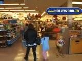 Rachel Bilson Grabs Groceries In Los Feliz