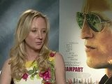 Rampart - Interview With Robin Wright, Brie Larson & Anne Heche