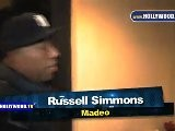 Russell Simmons Out To Dinner At Madeo