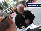 Robert LaSardo Shows Us His Favorite Tattoo