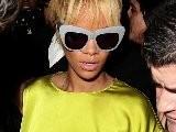Rihanna&#039 S Mystery Neck Mark At BRYS Afterparty
