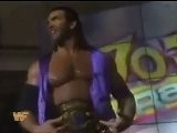 Razor Ramon Vs Chris Duffy + I.R.S. Promo