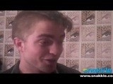 Robert Pattinson Dishes On The Big Wedding In Twilight: Breaking Dawn Part I