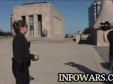 ReportersThreatened With Arrest For Filming &#039 Federal Reserve&#039 Building - Alex Jones