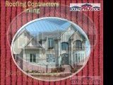 Roofing Contractors Irving